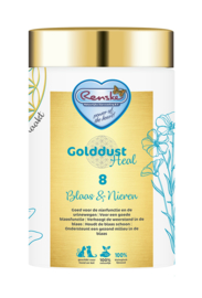 Renske no 8 Golddust Heal blaas en nieren 250 gram
