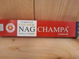 Nag champa rood