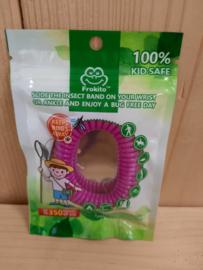 Muggenbandjes voor kinderen