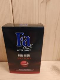 Fa after shave for men
