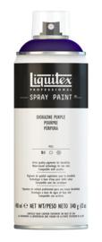 SPRAY PAINT 186 DIOXAZINE PURPLE 400ML