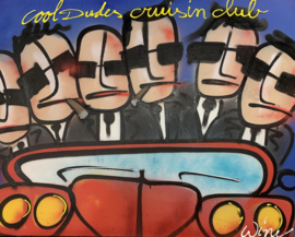 COOL DUDES CRUIS'N CLUB