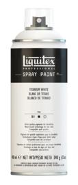 SPRAY PAINT 432 TITANIUM WHITE 400ML