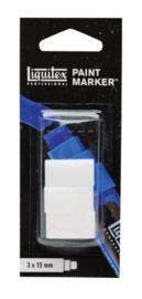 PAINT MARKER - PAINT MARKER WIDE NIB 3 PACK