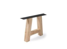 Eiken houten A-poot