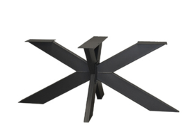 X kruis 90x140cm  kolompoot 15x5cm
