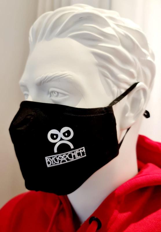 ByGoochem mondkapje ( Vanaf 1 december 2020 verplicht in NL in publieke binnenruimtes)