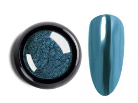 Chrome Mirror Pigment - Helder blauw