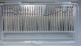E-manicure/ Russian Manicure Set - 30delig