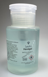 LENKS Huid/Hand Desinfectie gel - 150ml