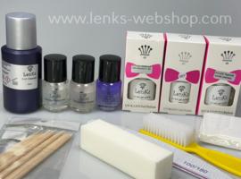 LENKS Starterspakket Gelpolish - Exclusief lamp