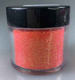 Glitters Neon Oranje - a