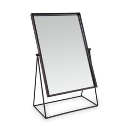 Mirror rectangular L