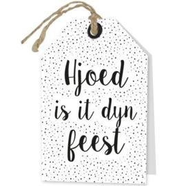 Hjoerd is it dyn feest