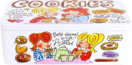 Koekblik Cookies Klein