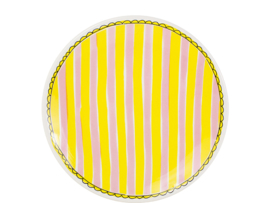 Bord 22cm Stripes