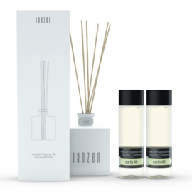 Home Fragrance Sticks XL wit - inclusief Earth 46