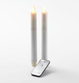 Kaarsen op batterijen