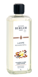 Huisparfum Amber Powder