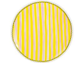 Bord 26cm Stripes