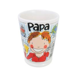 Beker XL Papa