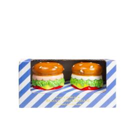 Peper- en Zoutstel Hamburger