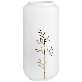Gold twig vase
