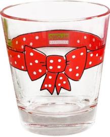 Glas rood