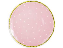 Bord 26cm Dots