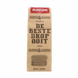 Klepper & Klepper drop Volzoet