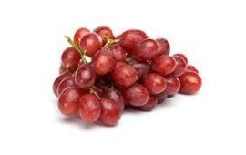 Rode druiven zonder pit
