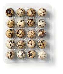 kwartel eitjes