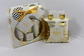 Gouden giftsets, 7-delig / vanille