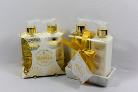 Gouden giftsets, 6-delig / vanille