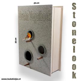Voederbak / Vogelhuisje Het grote Vogelboek