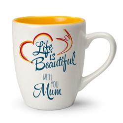 Life is Beautiful Mokken - With you Mum