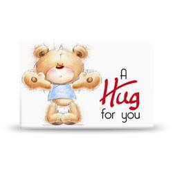 Magneet - A Hug for you