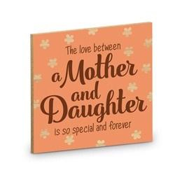 Onderzetter - Mother & Daughther