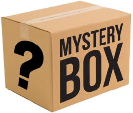 Mysterybox hamster/muis € 50,=
