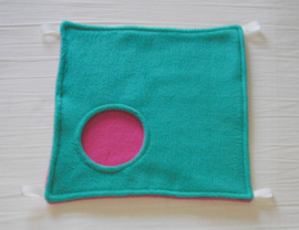 Custom-made Vierkante hangmat met inkruip M