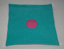 Custom-made Vierkante hangmat met inkruip XL