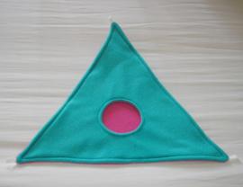 Custom-made Driehoek hangmat met inkruip M