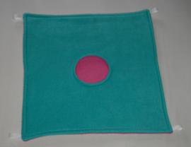 Custom-made Vierkante hangmat met inkruip L