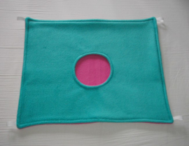 Custom-made Rechthoek hangmat met inkruip L