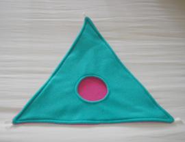 Driehoek hangmat met inkruip L