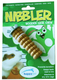 Happy Pet knaaghout Nibbler klein geel