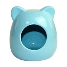 Happy Pet Knaagdierhuisje hamster blauw