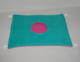Custom-made Rechthoek hangmat met inkruip M