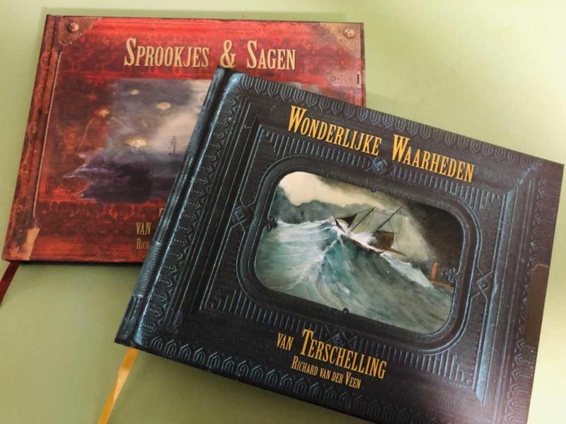 Combi-aanbieding: Sprookjes & Sagen van Terschelling en Wonderlijke Waarheden van Terschelling