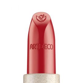 Cream lipstick 607 Red Tulip